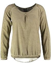 """'T-Shirt Manches Longues Femme """"Tiger–de Key Largo"""