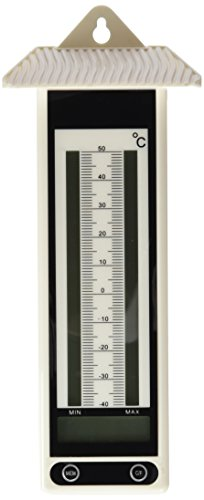 Koch digitales Thermometer Min/Max.-Thermometer, digital, mehrfarbig