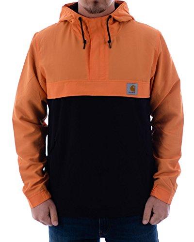 Carhartt Chaqueta Nimbus Two Tone Pullover Hombre Naranja XL