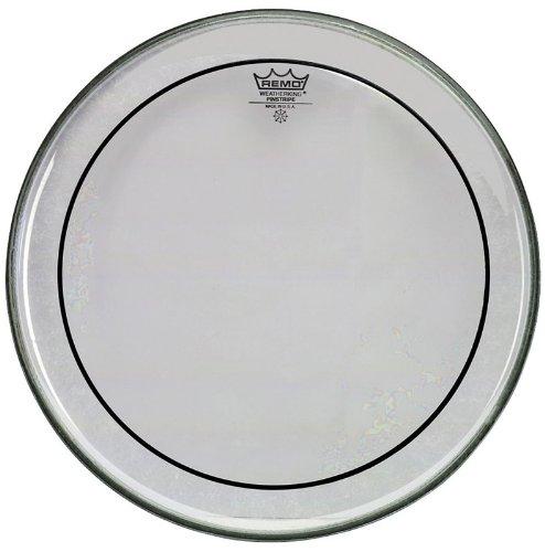 """Remo 12\"""" Pinstripe Clear Tom Tom Schlagzeug-Fell"""