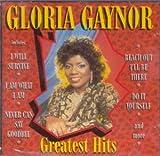 Songtexte von Gloria Gaynor - Greatest Hits