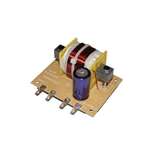 QTX 600W Subwoofer Filter für HiFi und PA Lautsprecher System