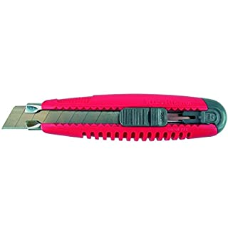 HaWe 0401.0 Cuttermesser KDS G-11 mit Verstellbarer Klinge 18 mm