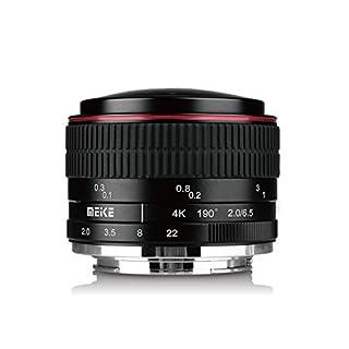 Meike MK 6,5mm f/2.0Objektiv Fisheye für olypums Panasonic Micro 4/3Mount Cameras