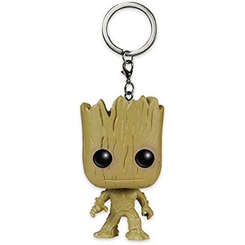Llavero Guardians of the Galaxy Pocket Pop! Keychain - Groot [Bobble-Head]