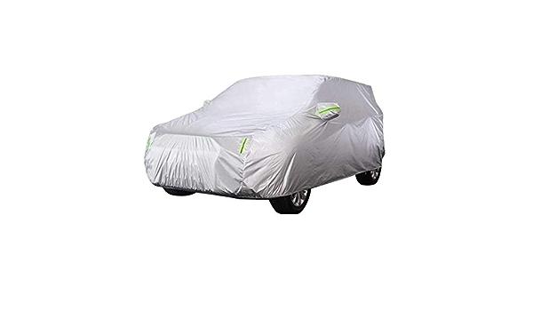 Yapin Jeep Compass Suv Suv Sonnenschutz Regenschutz Vier Jahreszeiten Universal Verdickung Anti Eis Autoabdeckung Jacken Schutzkleidung Garten