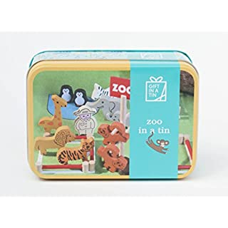 Zoo in a Tin by Apples to Pears