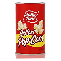 Jolly Time Yellow Pop Corn Can - 283.5 gm