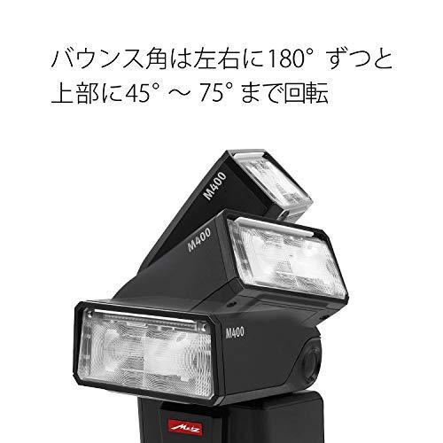 Metz Mecalight LED-160 Negro Flash con Zapata