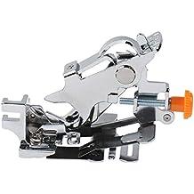 Repuesto Ruffler Presser Foot para Brother Cantante Kenmore filo Elna bajo para máquina de coser