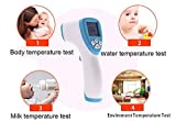Easelife® Non Contact Digital Infrared Forehead Thermometer with 1 Second Quick Measurement