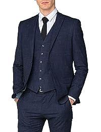d904a974a Amazon.co.uk: Limehaus - Suit Jackets / Suits & Blazers: Clothing