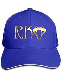 BIUBUL WWE Randy Orton RKO Gorras de béisbol Hombre Snapback Hip Hop  Sombrero Plano 547b4c929cd