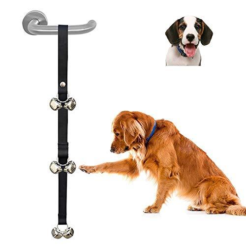 EERTX Sicherheitsalarm für Neu/Intelligent/Hund/Seil, Spielzeug mit Seil, Nylon, Schwarz, 85 cm