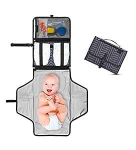 Portable Diaper Changing Pad Premium Quality Travel
