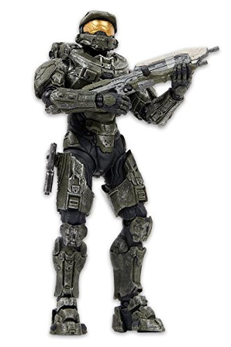 HALO 5 Guardians Serie 1 Actionfigur Master Chief aus Kunststoff 15cm groß (Cortana Halo 5)