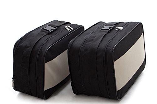 bolsas interiores para maletas vario laterales moto bmw