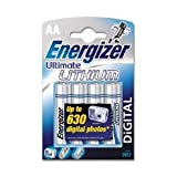 Energizer L91 AA Ultimate Lithium Batterie Pack