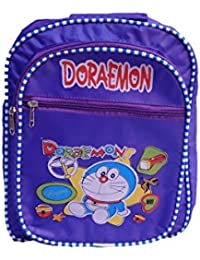 Fashionairs Kids School Bag Dark Blue Colour With Doreamon Characters Backpack For Kids (Age- 2- 6 Years)