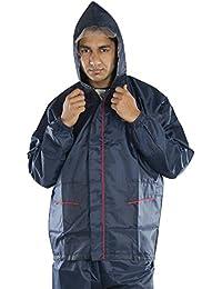 Newera Galaxy Polyester Raincoats for men(galaxy_n)
