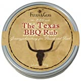 "Feuer & Glas – Miscele di spezie ""The Texas BBQ Rub"" (50g)"