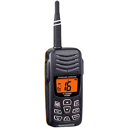 Standard Horizon HX300E Floating Handheld Marine VHF Radio Standard Horizon-handheld