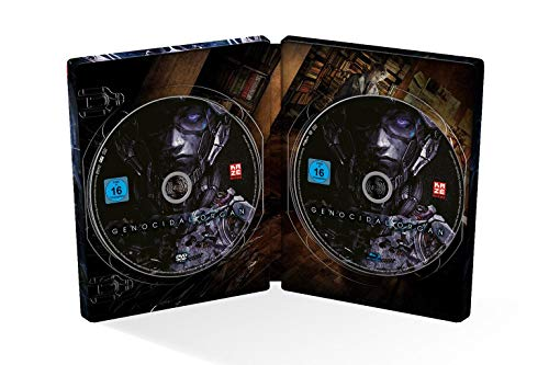 Genocidal Organ - Project Itoh Trilogie Teil 3 - Steelbook (+ DVD) [Blu-ray] [Collector's Edition]