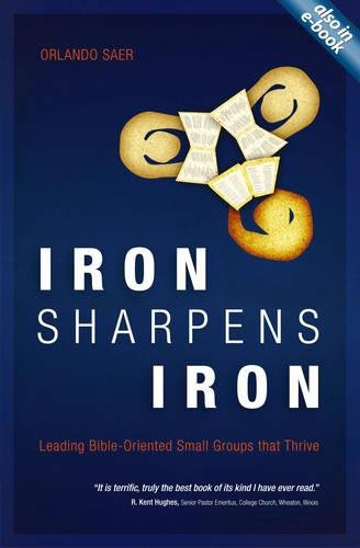 Iron Sharpens Iron Cover Image