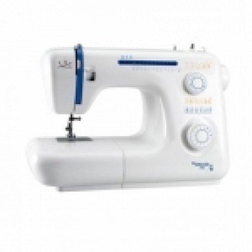 Jata MC735N - Máquina de coser (Eléctrico, 50 W, Color blanco, 420 mm, 180 mm, 320 mm)
