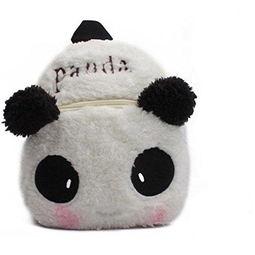 Winkey Sac à Dos d'École Mignon Dessin Animé Animal pour Enfant Bébé Fille Garçon Panda 20x24cm wide 20cm x height 24cm -