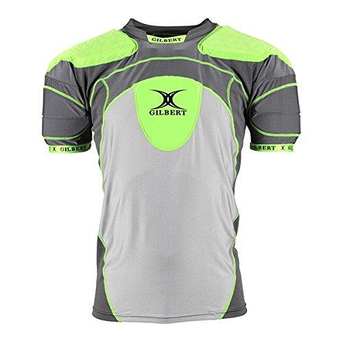 Preisvergleich Produktbild Gilbert Jungen Triflex XP2 Rugby Body Armor,  Naturell,  L