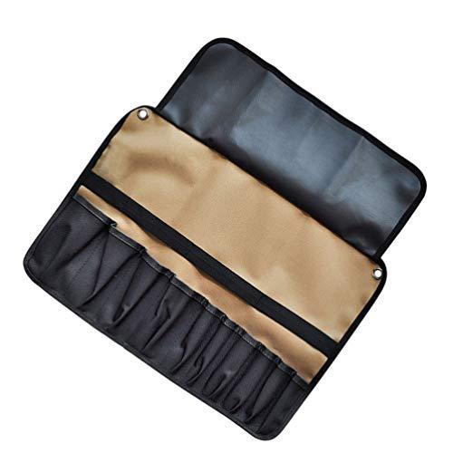 Yardwe 1 STÜCK multifunktionale Langlebige Tragbare Oxford Stoff Rolltasche Reise Reparatur Elektriker Bequem Werkzeugkoffer Aufbewahrungstasche