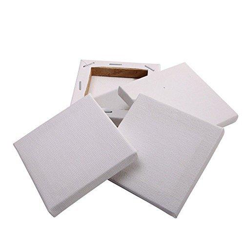 ardisle-20-piccolo-18-cm-in-acrilico-mini-tavole-per-pittura-ad-olio-colore-bianco