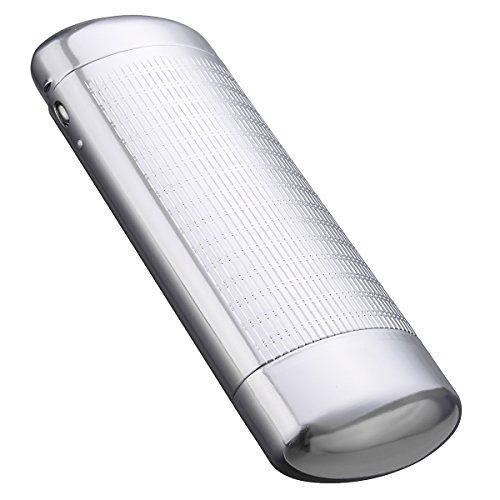 TENGGO Harte Metall Silber Lesen Gläser Spektakel Fall Aluminium Sonnenbrillen Storage Box Protector