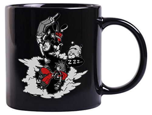 Kingdom Hearts Mini Mug Cup Tasse: Air
