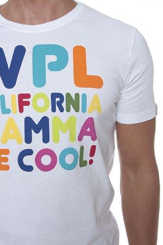 Whoopie Loopie Herren Shirt T-Shirt JENOLAN Weiß