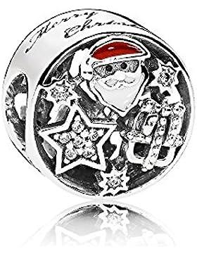 PANDORA Weihnachtsfreude Charm 796364CZ , Silber
