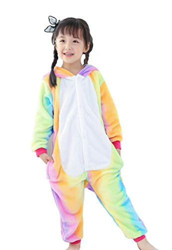 Tonwhar® Costumes d'Halloween pour enfant enfants Kigurumi Combinaison Animal Cosplay -  -