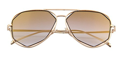 merrys-fashion-womens-brand-designer-coating-mirror-lens-summer-sunglasses-s8492-brown