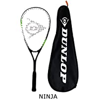 DUNLOP Ninja Biotec X-Lite Squash Racket (Various Options)