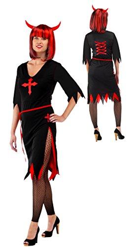 für Damen Karneval Halloween (Unterwelt Kostüme Für Männer)