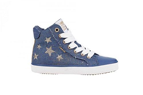 Geox Mädchen J Kilwi Girl C Hohe Sneaker