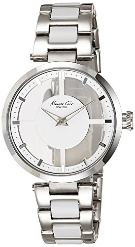 kenneth-cole-damen-armbanduhr-xs-transparency-analog-edelstahl-kc4827