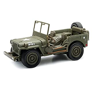 AK Sport 0301005 1:32 Scale Newray Military Jeep