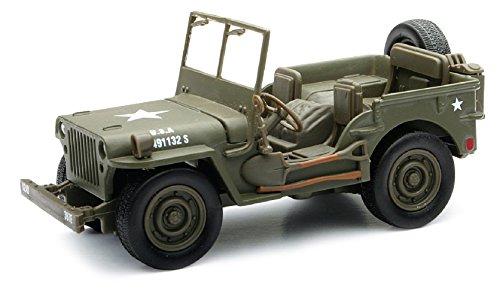 Ak sport 0301005 - jeep militare newray in scala 1:32
