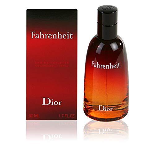 CHRISTIAN DIOR  Eau de Toilette Herren Fahrenheit Homme 50 ml