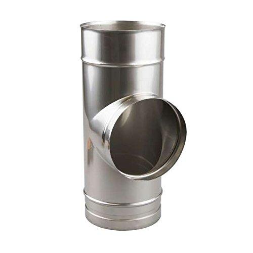 Ø 80 mm Schiedel Prima Plus Putztüranschluss rund