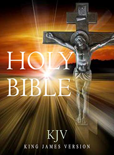 Holy Bible King James Version Study For Kindle [KJV Old and New Testament]: Easy Verse search Navigations (English Edition)