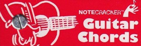 Image of Notecracker: Guitar Chords