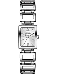 s.Oliver Damen-Armbanduhr Analog Quarz SO-3023-MQ